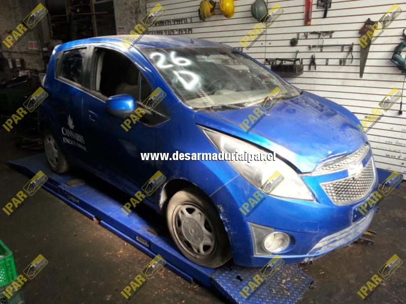Manual De Taller Y Reparacion Chevrolet Spark M300 2010 2013