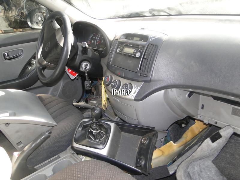 on 1992 Hyundai Elantra
