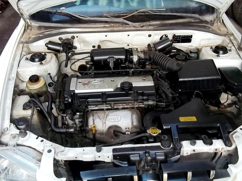 Desarmaduria Hyundai Accent Prime 2000 2001 2002 En