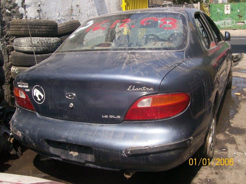 Desarmaduria Hyundai Elantra 1996 1997 1998 En Desarme