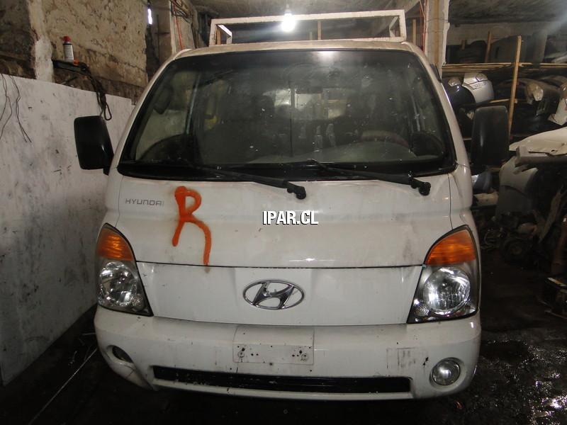 Desarmaduria Hyundai H100 Porter 2006 2007 2008 2009 2010 ...