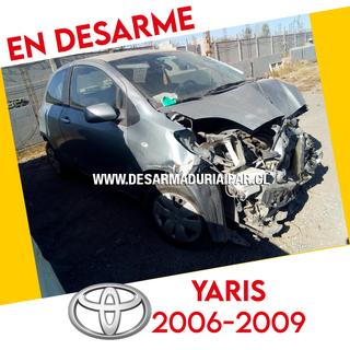 TOYOTA YARIS SPORT 1.3 2NZ DOHC 4X2 2006 2007 2008 2009 en Desarme