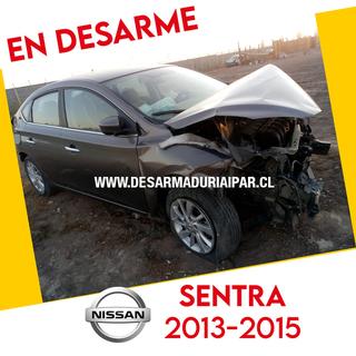 NISSAN SENTRA 1.8 MRA DOHC 16 VALV 4X2 2013 2014 2015 en Desarme