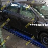 Toyota Corolla 2009 2010 2011 2012 2013 en Desarme