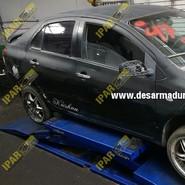 Toyota Yaris 2006 2007 2008 2009 2010 2011 2012 2013 en Desarme