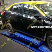 Toyota Yaris 2014 2015 2016 2017 en Desarme