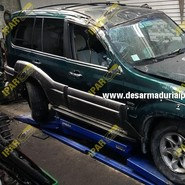 Hyundai Terracan 2001 2002 2003 2004 2005 2006 2007 2008 2009 en Desarme