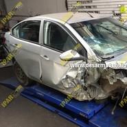 Chevrolet Sail 2016 2017 en Desarme