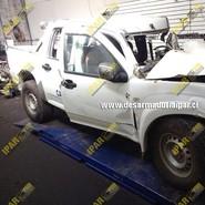 Chevrolet Dmax 2006 2007 2008 2009 2010 2011 2012 2013 2014 en Desarme