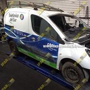 Peugeot Partner 2012 2013 2014 2015 en Desarme
