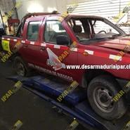 Nissan Terrano 2002 2003 2004 2005 2006 2007 2008 2009 2010 2011 2012 2013 2014 2015 2016 en Desarme