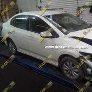 Honda City 2013 2014 en Desarme