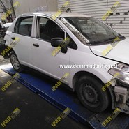 Nissan Tiida 2004 2005 2006 2007 2008 2009 2010 2011 2012 2013 2014 2015 2016 2017 en Desarme