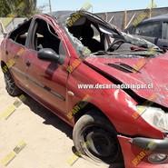 Peugeot 206 1998 1999 2000 2001 2002 2003 2004 2005 2006 2007 2008 2009 2010 2011 2012 en Desarme