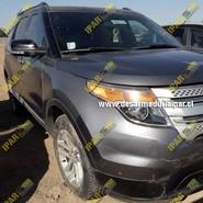 Ford Explorer 2012 2013 2014 2015 2016 en Desarme