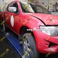 Mitsubishi L200 Katana 2007 2008 2009 2010 2011 2012 2013 2014 2015 en Desarme