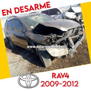TOYOTA RAV 4 2.4 2AZH DOHC 4X2 2009 2010 2011 2012 en Desarme