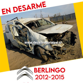 CITROEN BERLINGO 1.6 DV6DT B9 SOHC 4X2 DIESEL 2012 2013 2014 2015 en Desarme