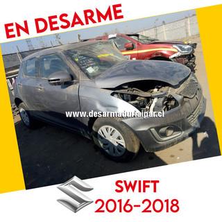 SUZUKI SWIFT 1.2 K12M DOHC 4X2 2016 2017 2018 en Desarme