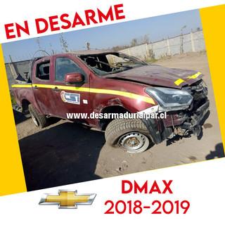 CHEVROLET DMAX 2.5 4JK1-TCY DOHC 16 VALV 4X4 DIESEL 2018 2019 en Desarme