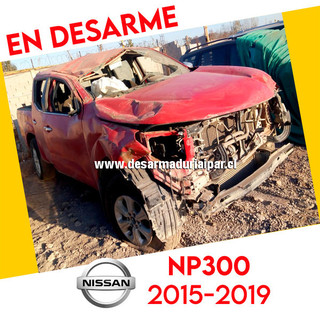 NISSAN NP300 2.3 YS23 DOHC 16 VALV 4X2 DIESEL 2015 2016 2017 2018 2019 en Desarme