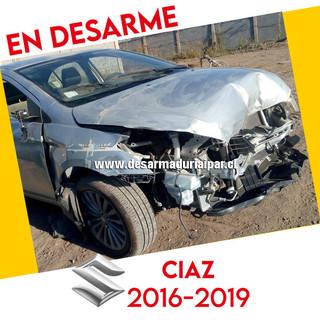 SUZUKI CIAZ 1.4 K14B DOHC 4X2 2016 2017 2018 2019 en Desarme