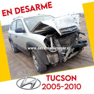 HYUNDAI TUCSON 2.0 G4GC DOHC 16 VALV 4X2 2005 2006 2007 2008 2009 2010 en Desarme