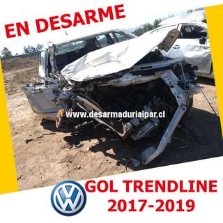 VOLKSWAGEN GOL TRENDLINE 1.6 CFZ DOHC 16 VALV 4X2 2017 2018 2019 en Desarme