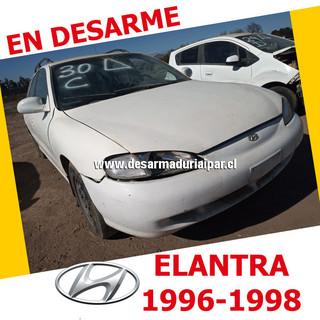 HYUNDAI ELANTRA 1.8 G4GM DOHC 16 VALV 4X2 1996 1997 1998 en Desarme