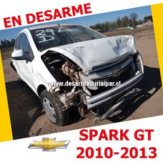 CHEVROLET SPARK GT 1.2 B12D DOHC 16 VALV 4X2 2010 2011 2012 2013 en Desarme