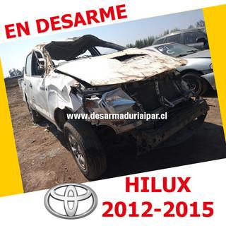 TOYOTA HILUX 2.5 2KD DOHC 16 VALV 4X2 DIESEL 2012 2013 2014 2015 en Desarme
