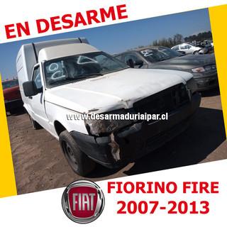 FIAT FIORINO FIRE 1.3 SOHC 8 VALV 4X2 2007 2008 2009 2010 2011 2012 2013 en Desarme