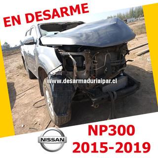 NISSAN NP300 2.3 YS23 DOHC 16 VALV 4X4 DIESEL 2015 2016 2017 2018 2019 en Desarme