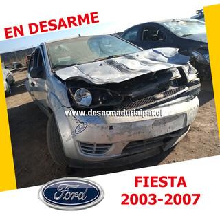 FORD FIESTA 1.6 CDJA DOHC 16 VALV 4X2 2003 2004 2005 2006 2007 en Desarme