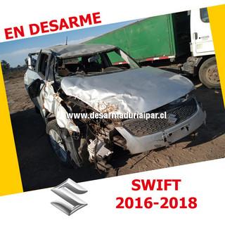 SUZUKI SWIFT 1.2 K12M DOHC 16 VALV 4X2 2016 2017 2018 en Desarme