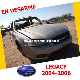 SUBARU LEGACY 2.0 EJ20 DOHC 16 VALV 4X4 2004 2005 2006 en Desarme