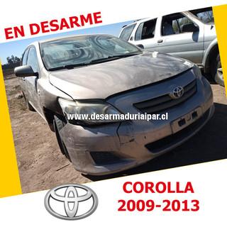 TOYOTA COROLLA 1.6 3ZZ DOHC 16 VALV 4X2 2009 2010 2011 2012 2013 en Desarme