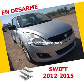 SUZUKI SWIFT 1.4 K14B DOHC 16 VALV 4X2 2012 2013 2014 2015 en Desarme