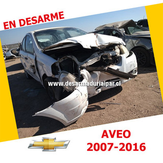 CHEVROLET AVEO 1.4 F14 DOHC 16 VALV 4X2 2007 2008 2009 2010 2011 2012 2013 2014 2015 2016 en Desarme