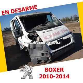 PEUGEOT BOXER 2.2 22DT DOCH 16 VALV 4X2 DIESEL 2010 2011 2012 2013 2014 en Desarme