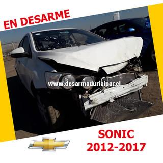 CHEVROLET SONIC 1.6 A F16D4 DOHC 16 VALV 4X2 2012 2013 2014 2015 2016 2017 en Desarme