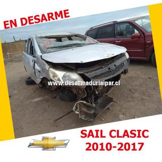 CHEVROLET SAIL CLASIC 1.4 LCU DOHC 16 VALV 4X2 2010 2011 2012 2013 2014 2015 2016 2017 en Desarme