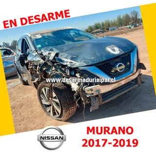 NISSAN MURANO 3.5 VQ35 DOHC 24 VALV 4X4 2017 2018 2019 en Desarme