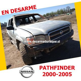 NISSAN PATHFINDER 3.5 VQ35 DOHC 24 VALV 4X4 2000 2001 2002 2003 2004 2005 en Desarme