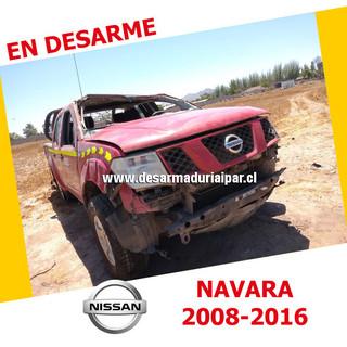 NISSAN NAVARA 2.5 YD25 DOHC 16 VALV EURO 5 4X4 DIESEL 2008 2009 2010 2011 2012 2013 2014 2015 2016 en Desarme