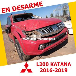 MITSUBISHI L200 KATANA 2.4 4N15 DOHC 16 VALV 4X4 DIESEL 2016 2017 2018 2019 en Desarme