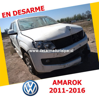 VOLKSWAGEN AMAROK 2.0 CNE DOHC 16 VALV 4X2 DIESEL 2011 2012 2013 2014 2015 2016 en Desarme