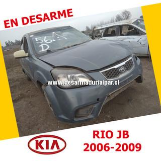 KIA RIO JB 1.4 G4EE DOHC 16 VALV 4X2 2006 2007 2008 2009 en Desarme