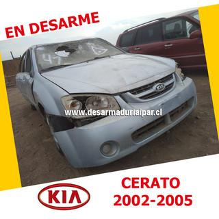 KIA CERATO 1.6 G4ED DOHC 16 VALV 4X2 2002 2003 2004 2005 en Desarme