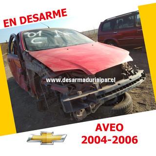 CHEVROLET AVEO 1.4 F14 DOHC 16 VALV 4X2 2004 2005 2006 en Desarme